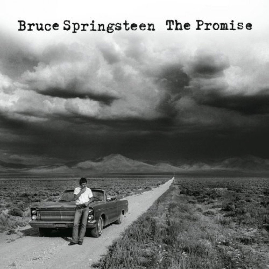 """""""Because the Night"""" by Bruce Springsteen album cover"""