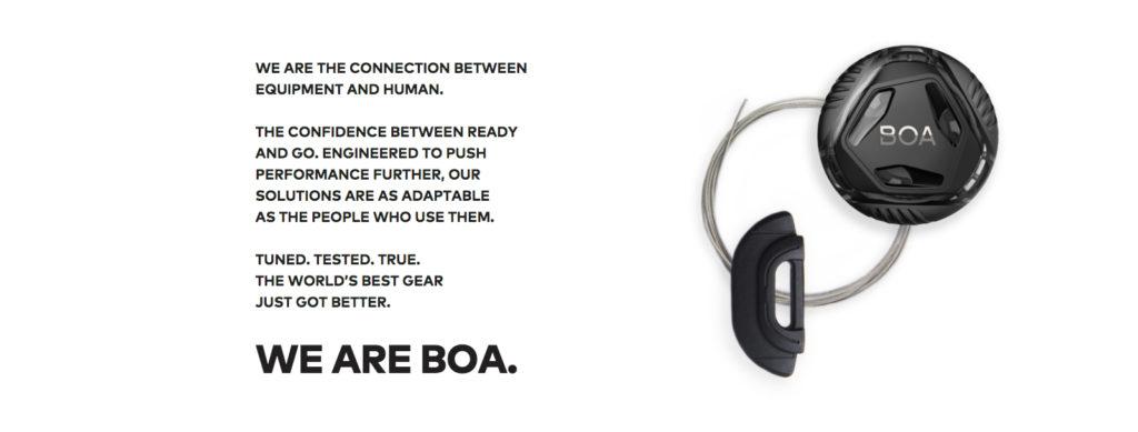 Boa Technology pet-friendly companies