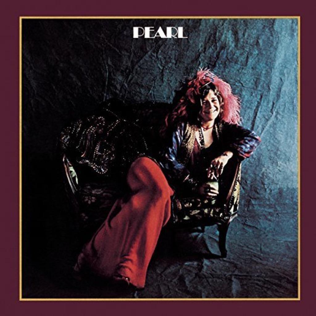 "Janie Joplin ""Pearl"" Cover"