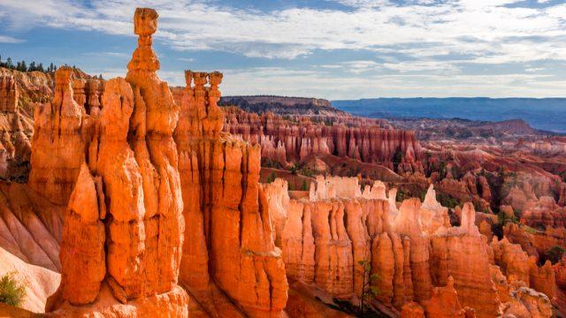 Bryce Canyon Utah state natural wonders