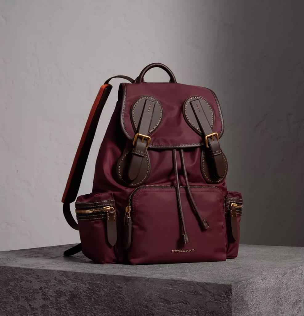 burberry sack