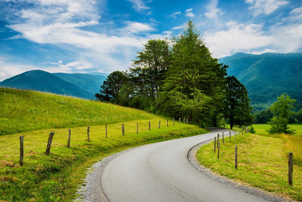Cades Cove Great Smoky Mountains National Park Magical Destinations
