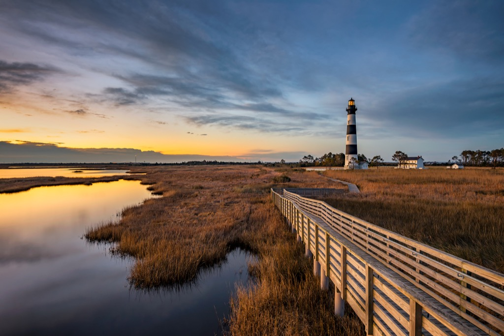 cape hatteras north carolina humid places most humid cities in the U.S.