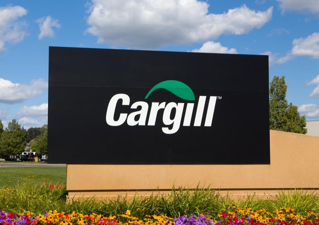 cargill richest families