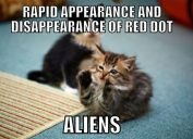 Aliens cat memes