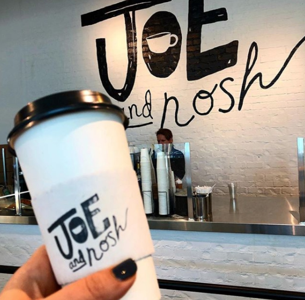 charlotte nc most caffeinated cities