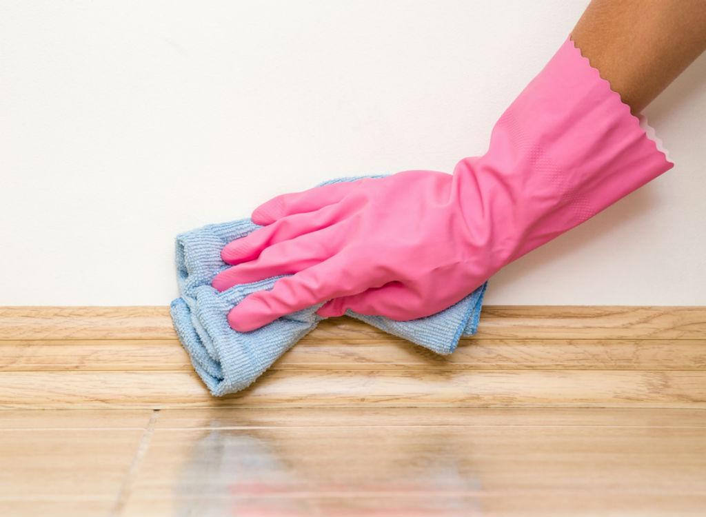 Baseboards pro housekeeping tips