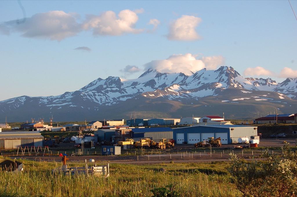 cold bay alaska humid places most humid cities in the U.S.