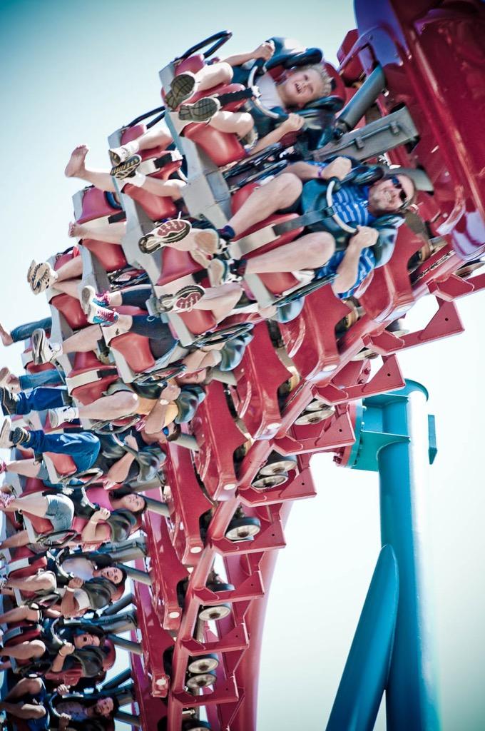 colorado craziest amusement park rides