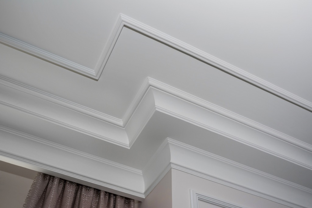 crown molding home problems