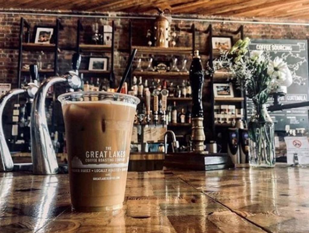 detroit mi most caffeinated cities