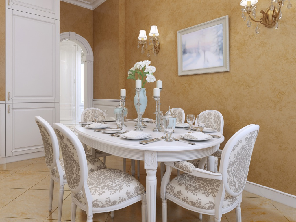 drop leaf table small space decorating tips