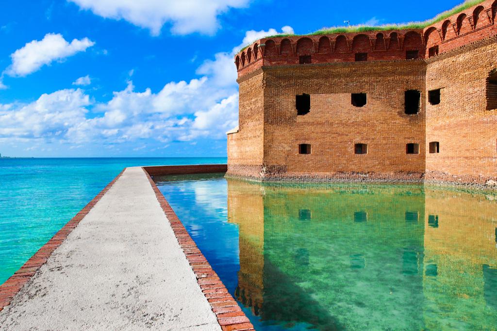 Dry Tortugas National Park Magical Destinations