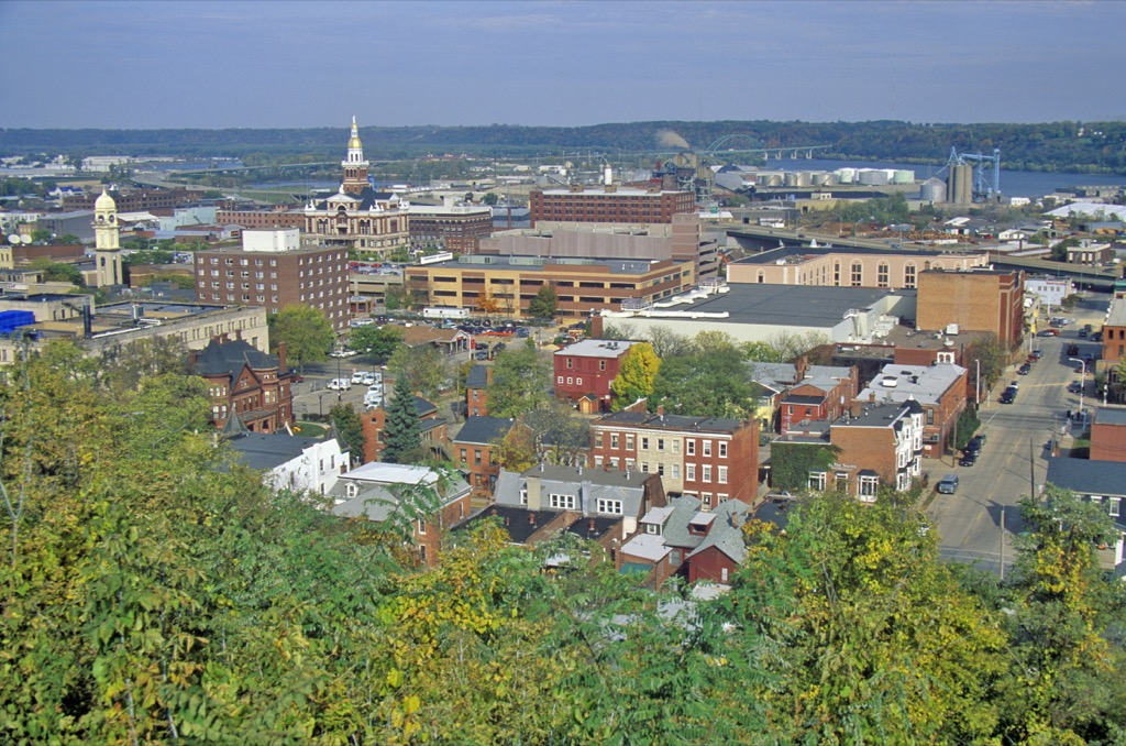 dubuque iowa humid places most humid cities in the U.S.