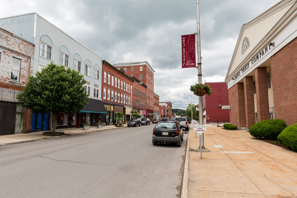 elkins west virginia humid places most humid cities in the U.S.