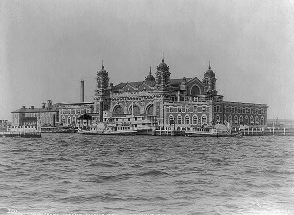 Ellis Island history lessons