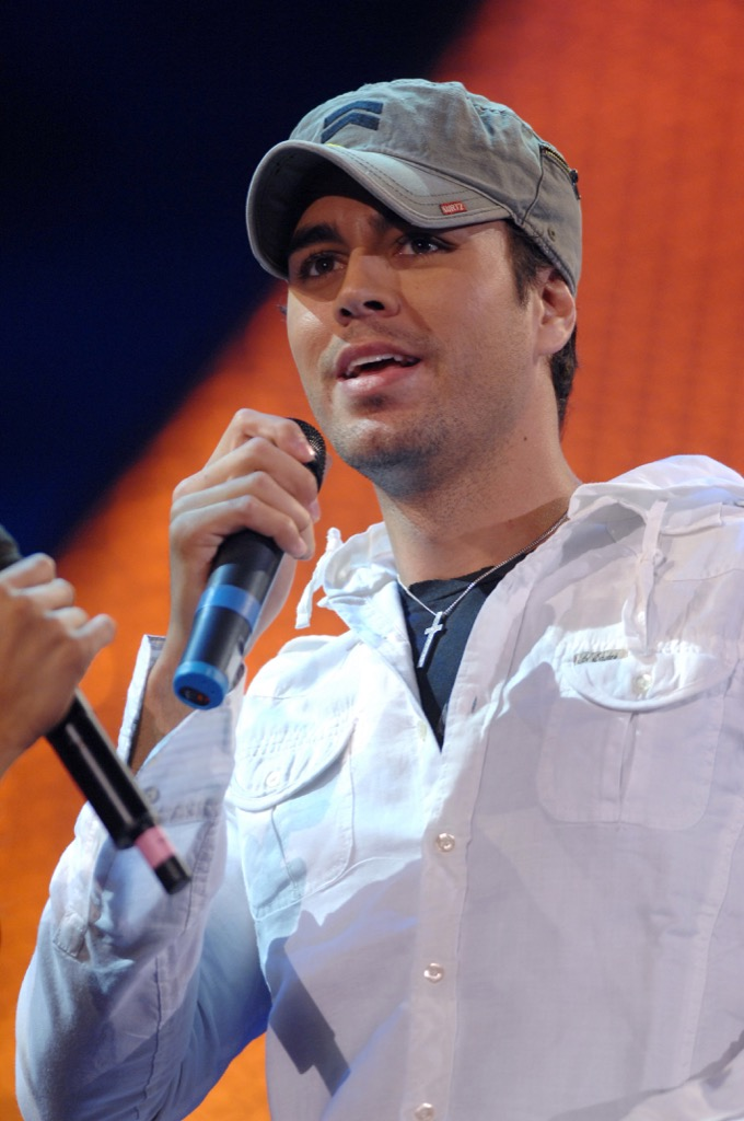 Enrique Iglesias Musicians Dying to be Actors