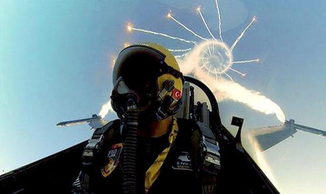 Fighter Pilot Selfies