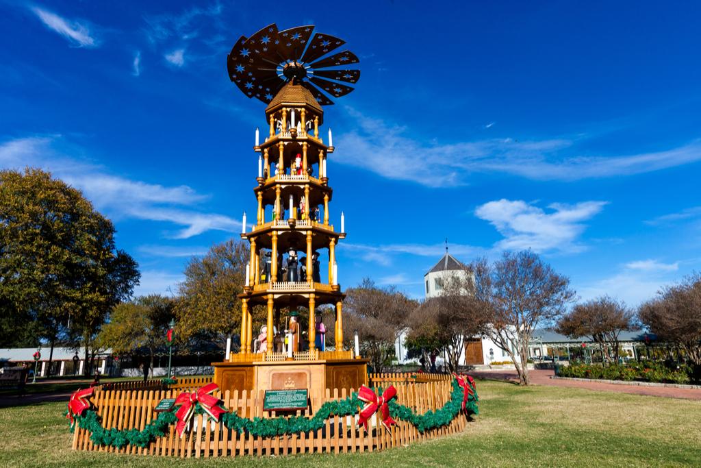 Fredericksburg Texas European-Inspired Towns in America