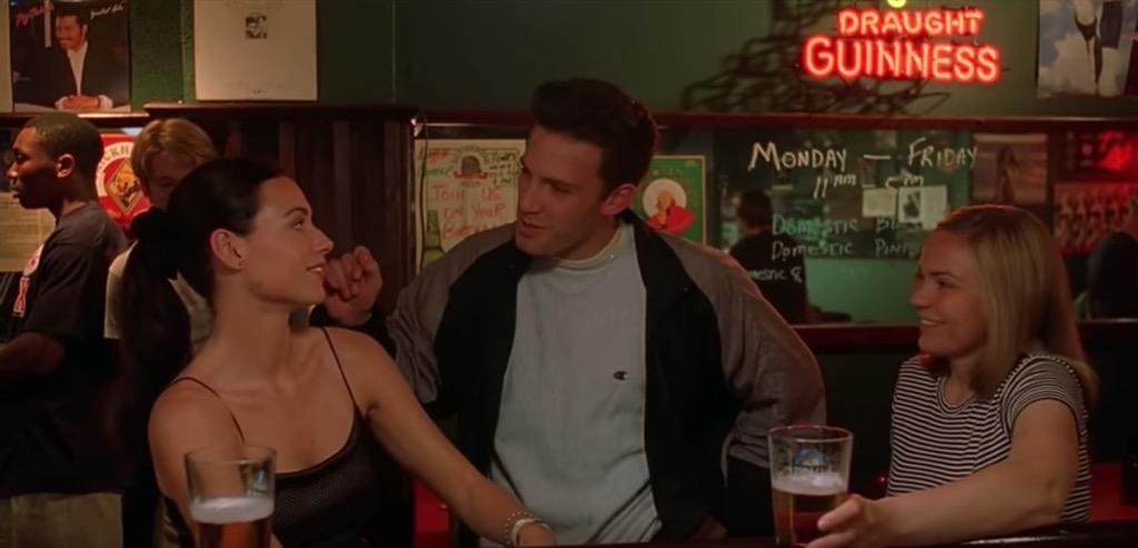 bar scene movie cliches
