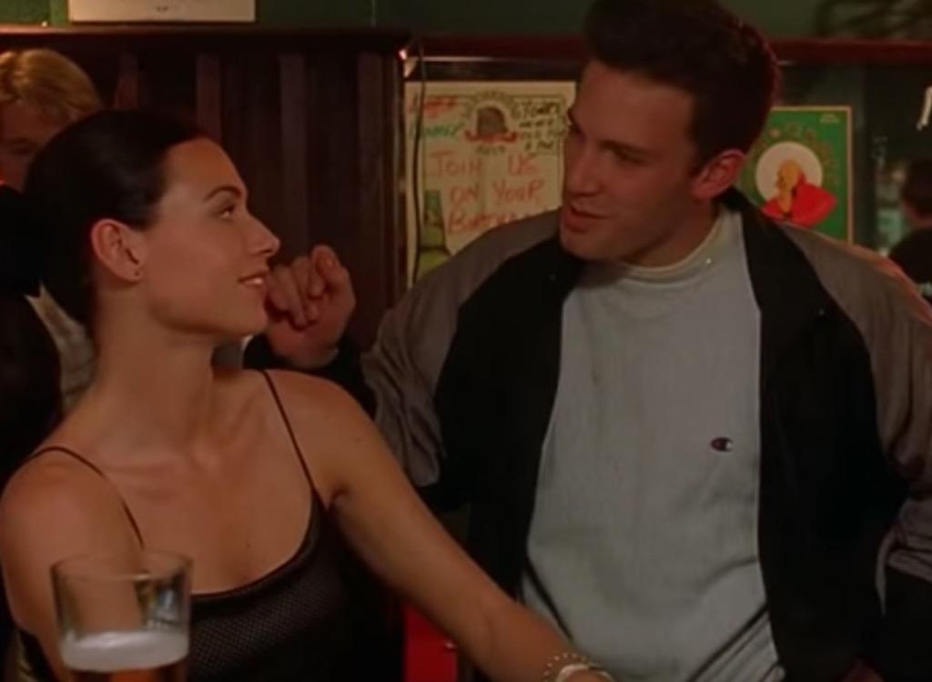 bar conversation movie cliches