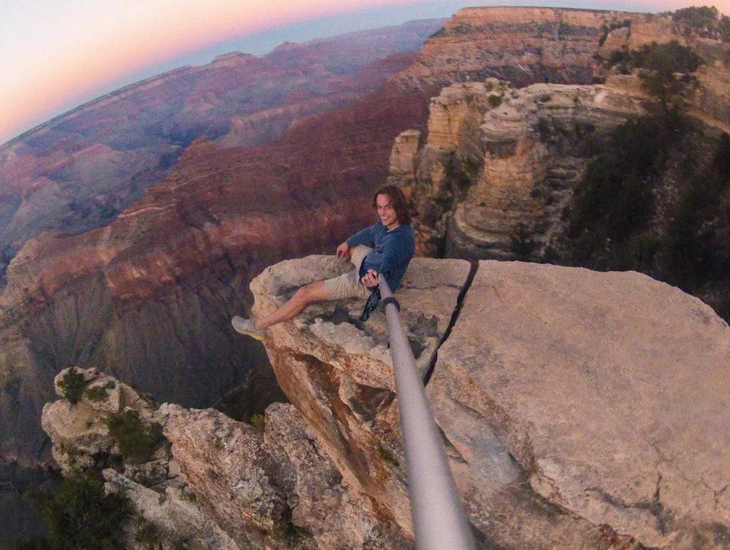 Grand Canyon Selfies