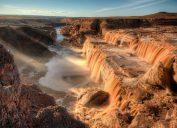 Grand Falls Arizona Waterfalls