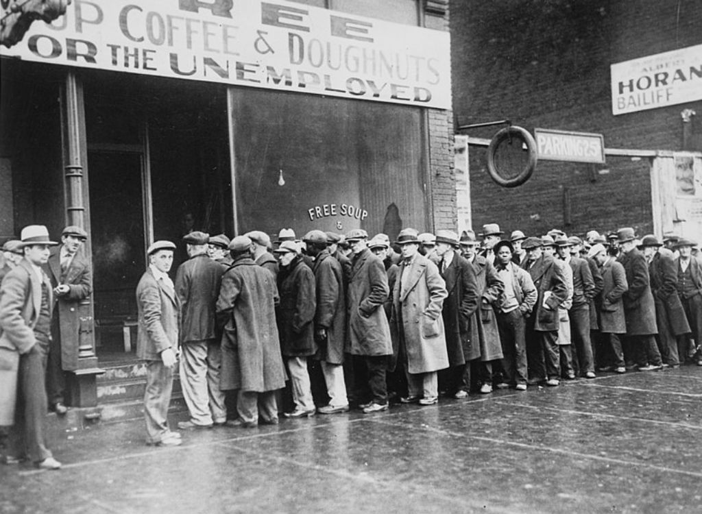 Depression stock brokers history lessons