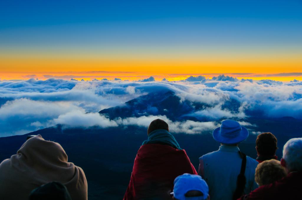 Haleakalā National Park Hawaii state natural wonders