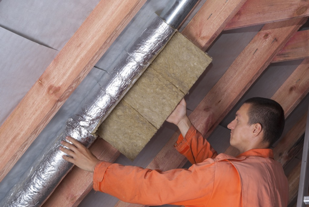 insulation, home, heating ducts, ducts, air conditioning, home improvement