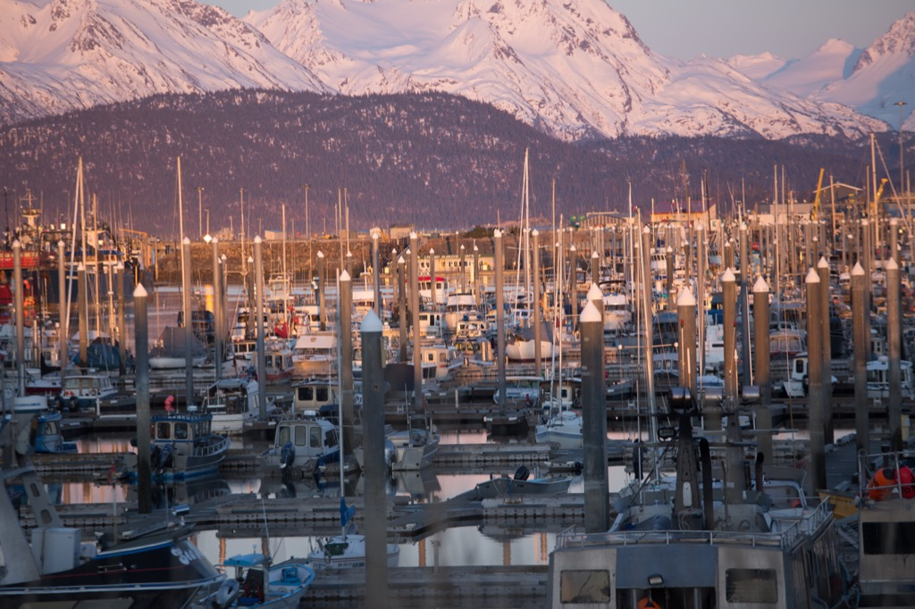 homer alaska humid places most humid cities in the U.S.