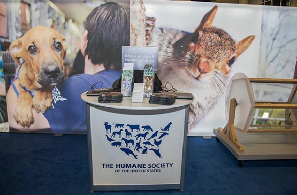 Humane Society of the United States pet-friendly companies