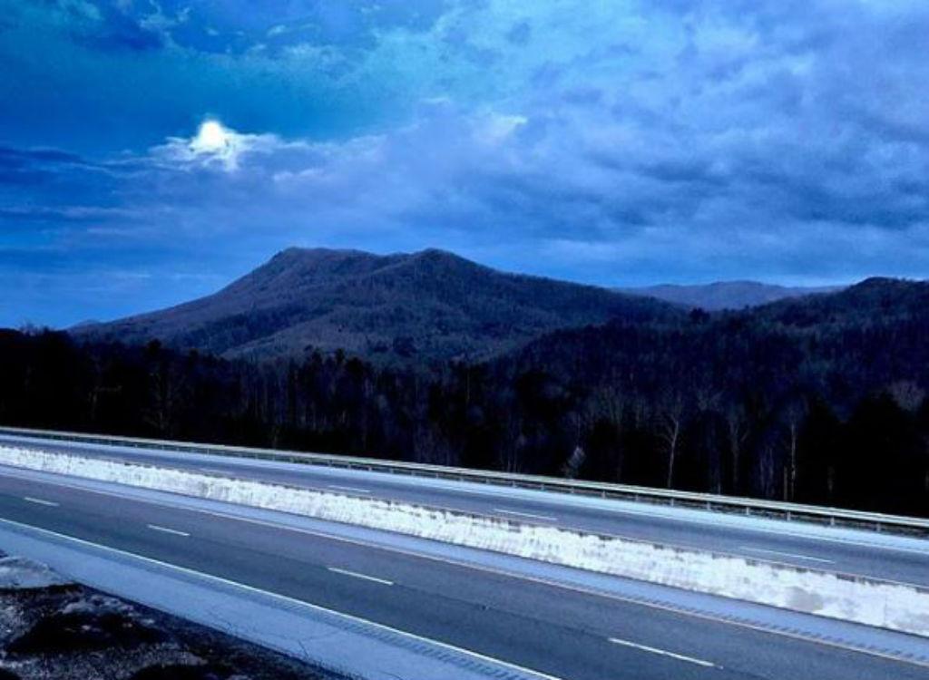 Interstate 26 dangerous highways