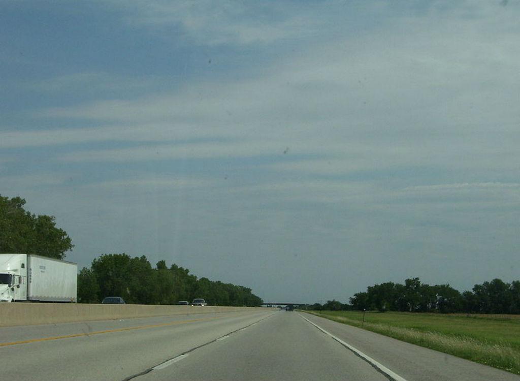 Interstate 35 dangerous highways