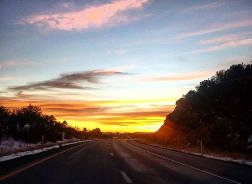 Interstate 40 dangerous highways