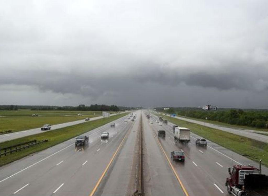 Interstate 45 dangerous highways