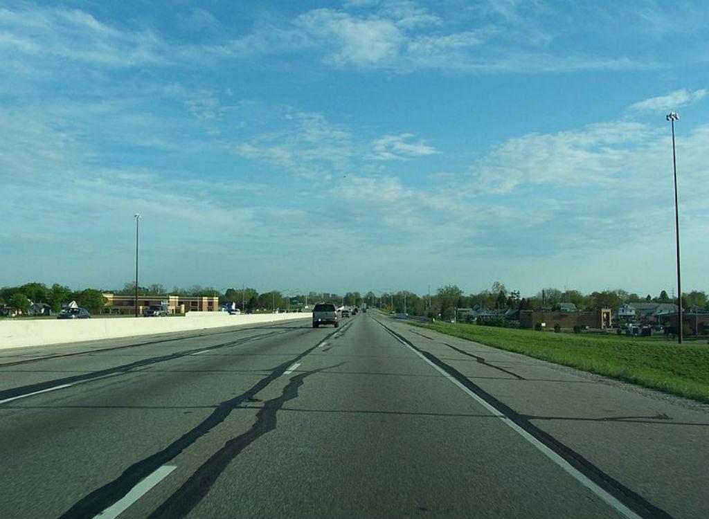 Interstate 65 dangerous highways