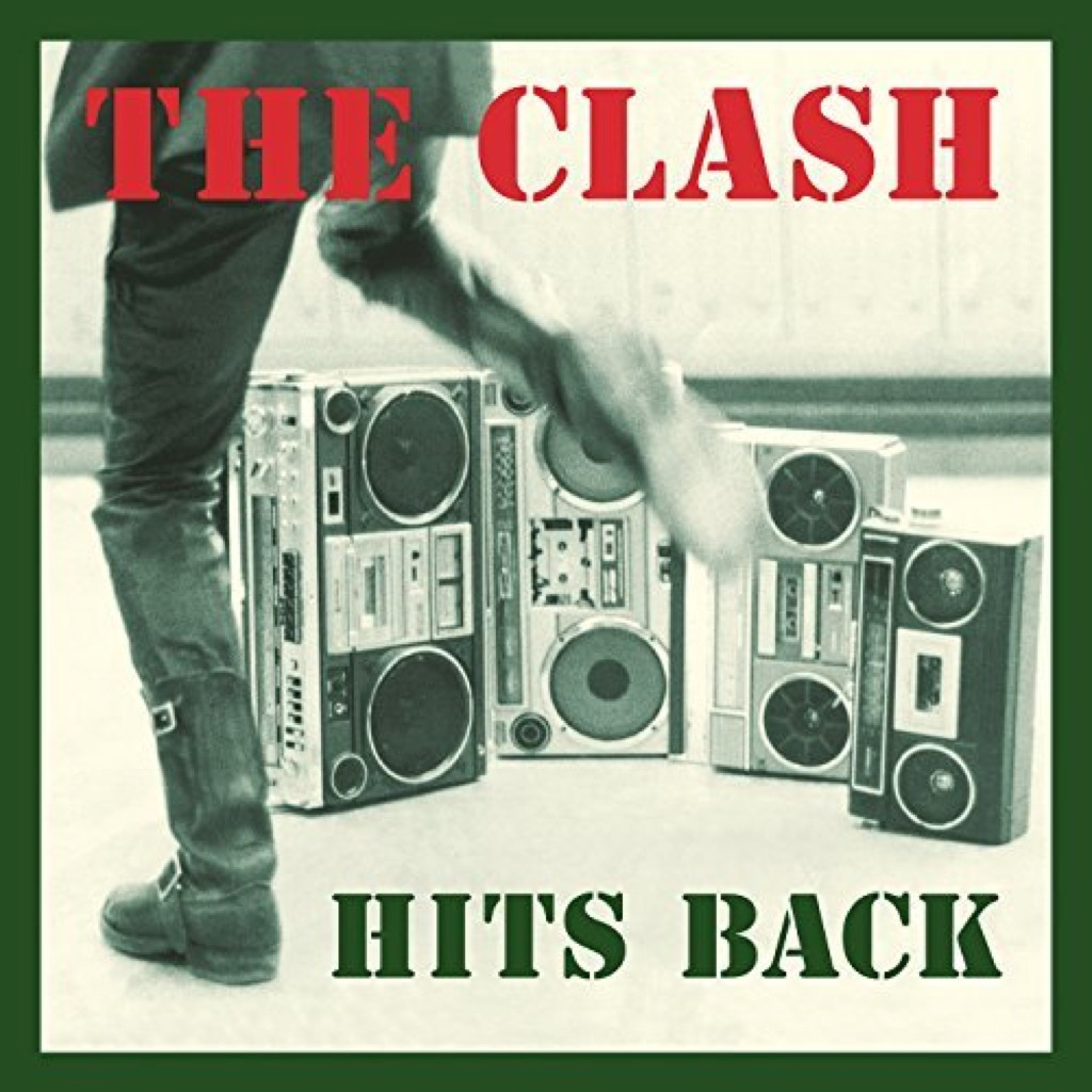 """The Clash """"Hits Back"""" Cover"""