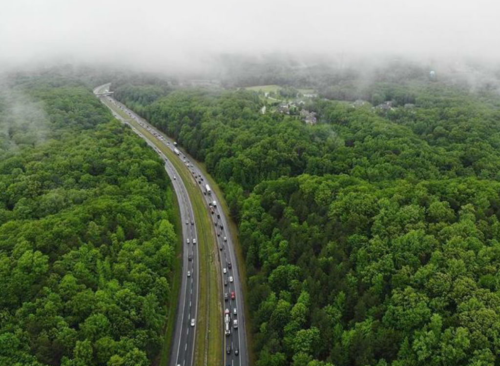 Interstate 97 dangerous highways