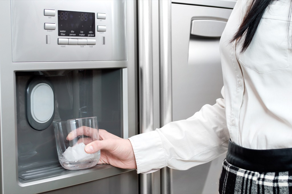 ice maker 50 amazing things your body tells you