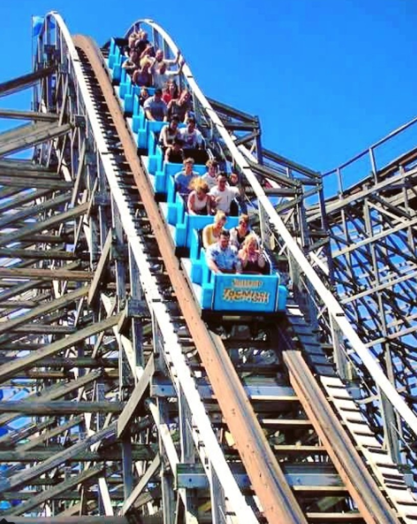 idaho craziest amusement park rides