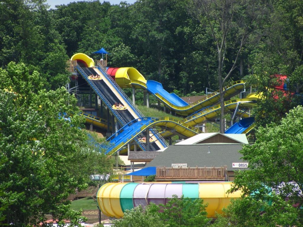 indiana craziest amusement park rides