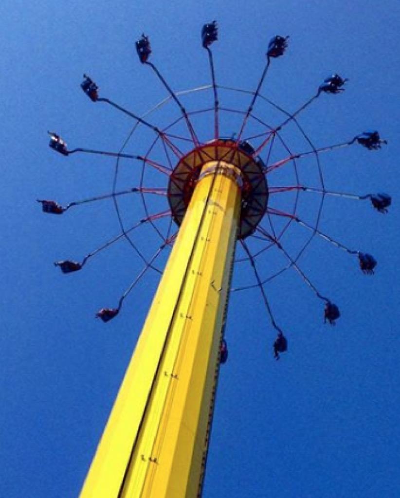iowa craziest amusement park rides