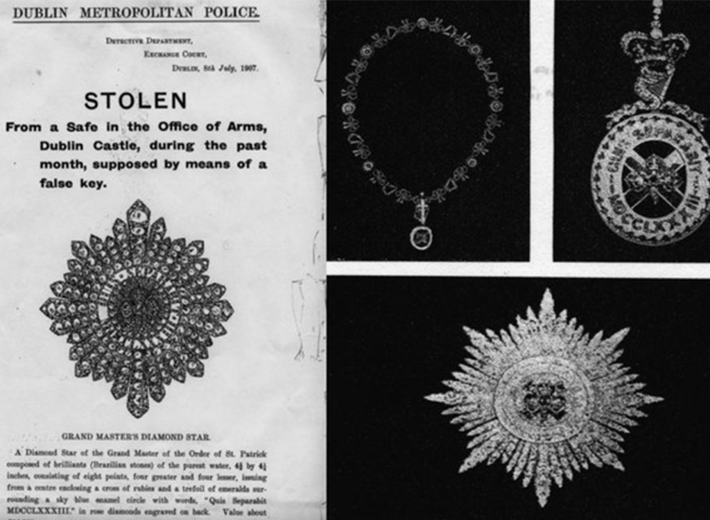 crown jewels of ireland History's Greatest Mysteries