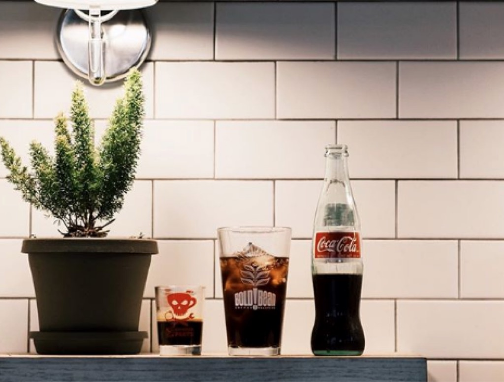 jacksonville most caffeinated cities