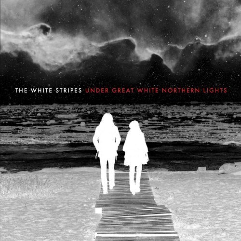 """The White Stripes """"Under Great White Northern Lights"""" Cover"""