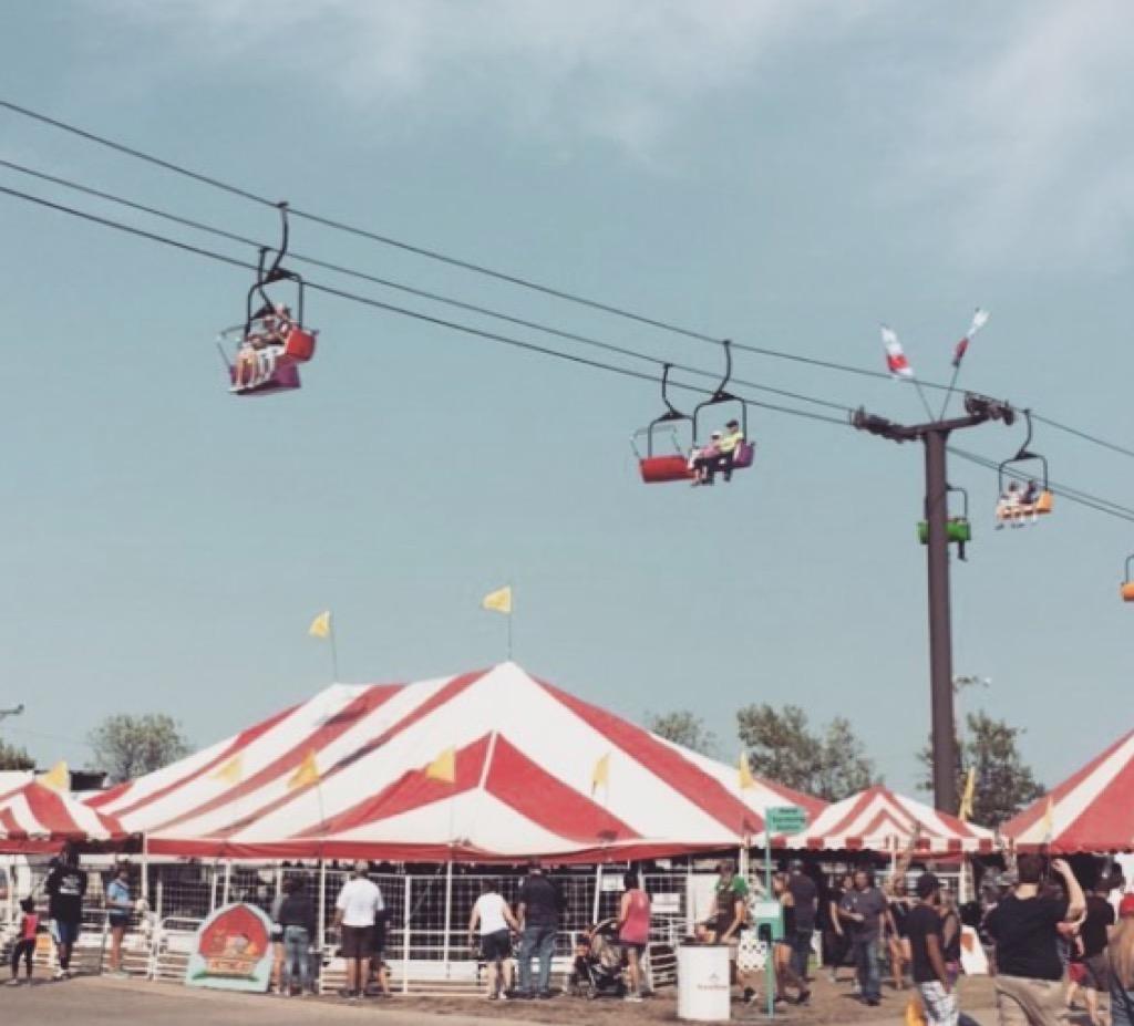 kansas craziest amusement park rides