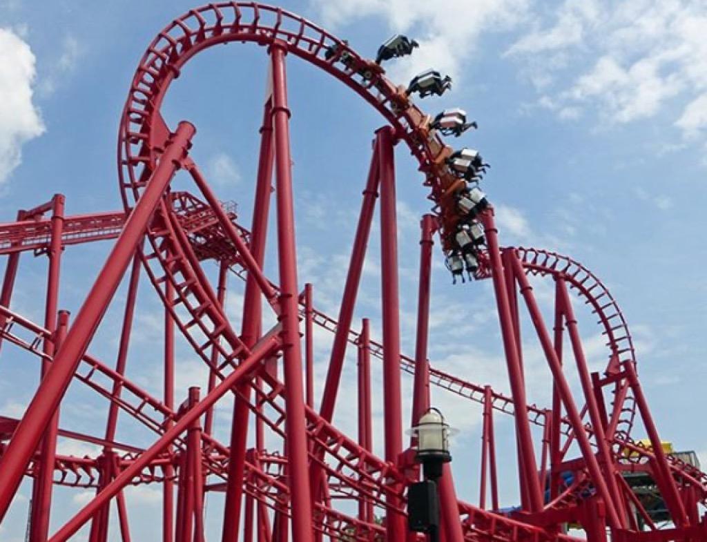 kentucky craziest amusement park rides