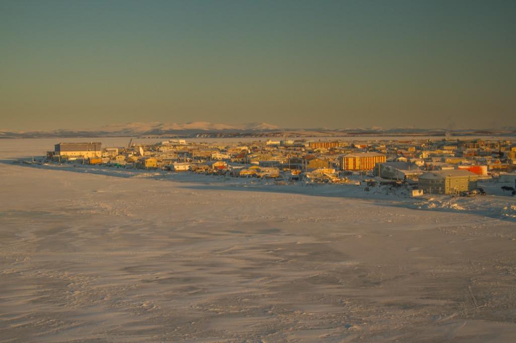 kotzebue alaska humid places most humid cities in the U.S.