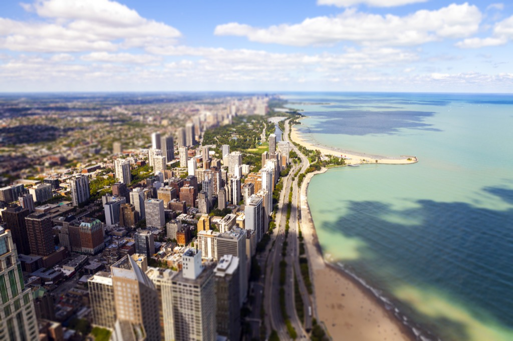 lake shore drive, top slang words in every state